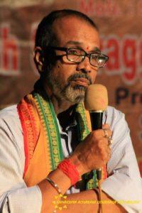 Best Tantrik Astrologer in Kolkata Gouranga Agambagish in Award Show
